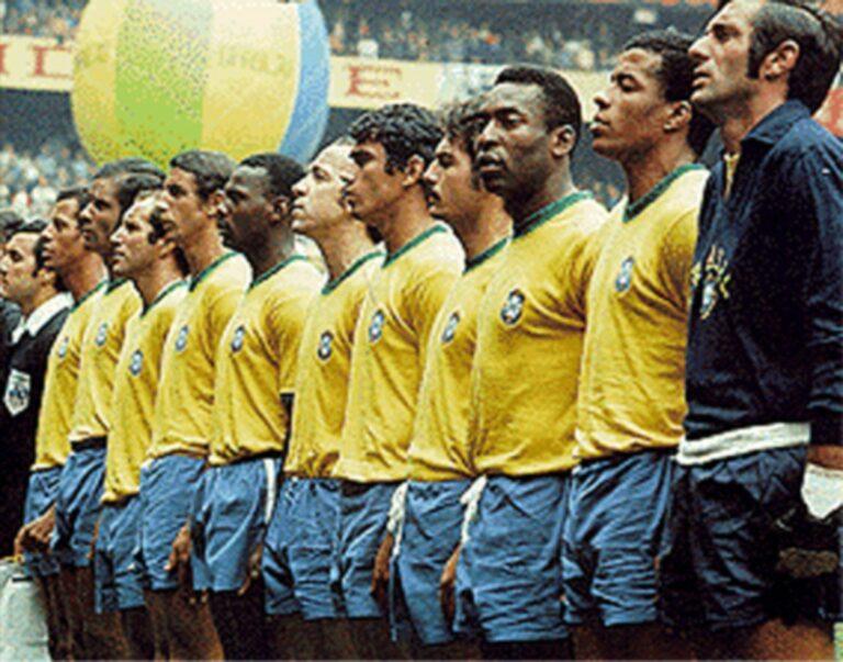equipe bresil 1970